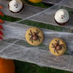 Edderkop cookies
