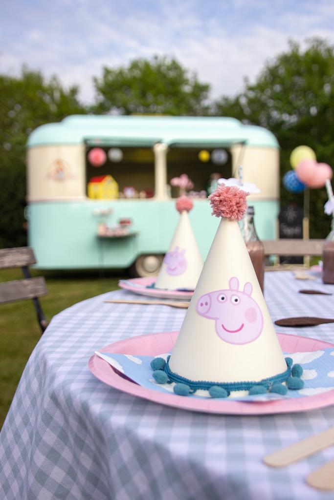 Ideer og opskrifter til Gurli Gris fødselsdag