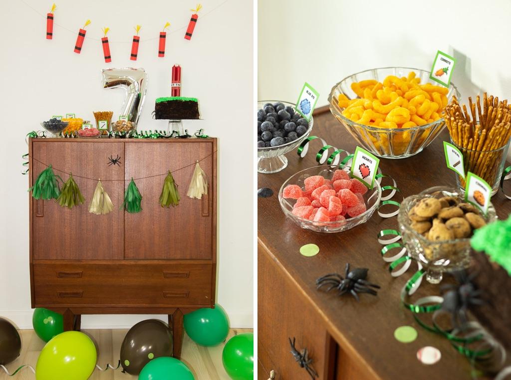 7 års fødselsdagsfest