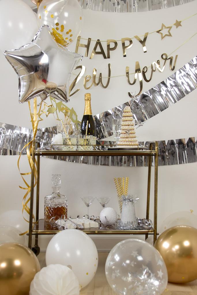 Pynt til nytårsaften